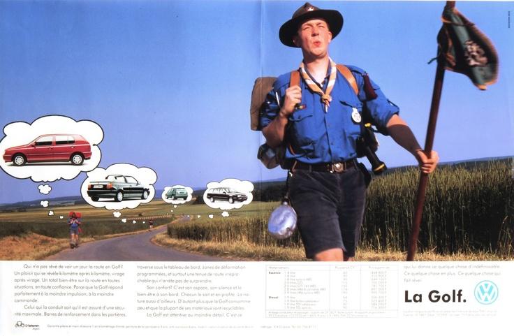 VW Golf (1995)