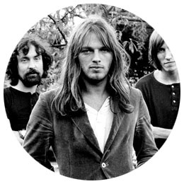 Pink Floyd's guitarist David Gilmour.  Wonder if the rumors are true as to how he came up With those amazing guitar solos?  Whatever it was, it was genius.