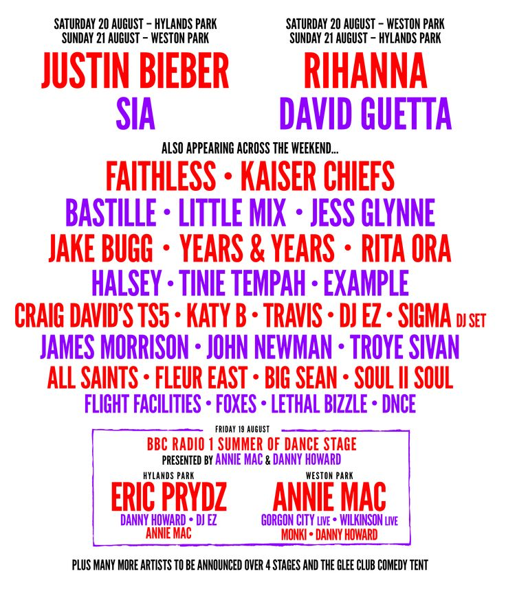 V FESTIVAL 2016 21ST BIRTHDAY LINEUP  ANNOUNCED SO FAR...