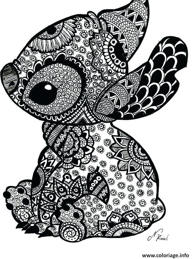 Coloriage mandala animaux a imprimer gratuit coloriage mandala disney stitch tattoo dessin - Coloriage tractopelle a imprimer gratuit ...