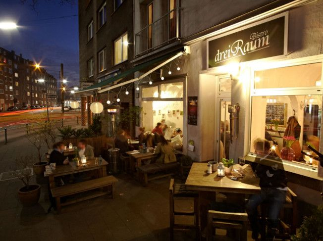 Restaurants Düsseldorf_DreiRaum