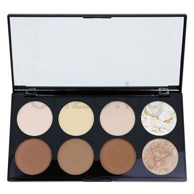 Makeup Revolution Ultra Contour палитра контури за лице   enzo.bg