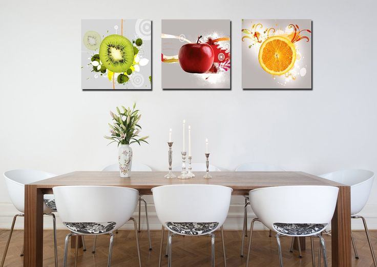 Image result for food canvas wall art