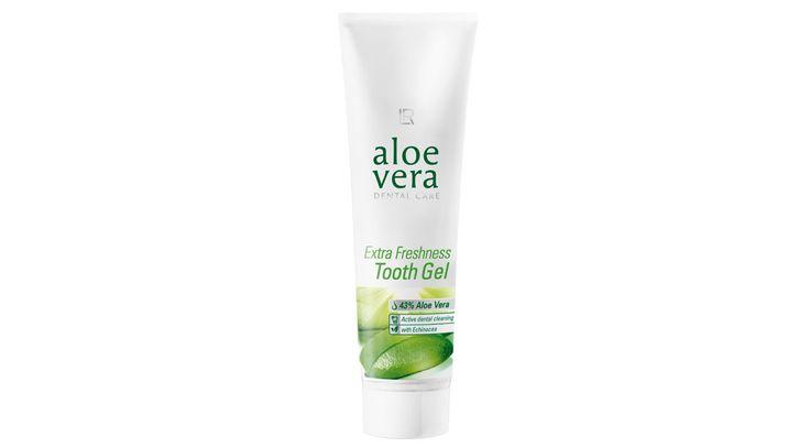 Dentifrice antibactérien à l'Aloe Vera : super bon goût et fraîcheur extra ! <3 <3