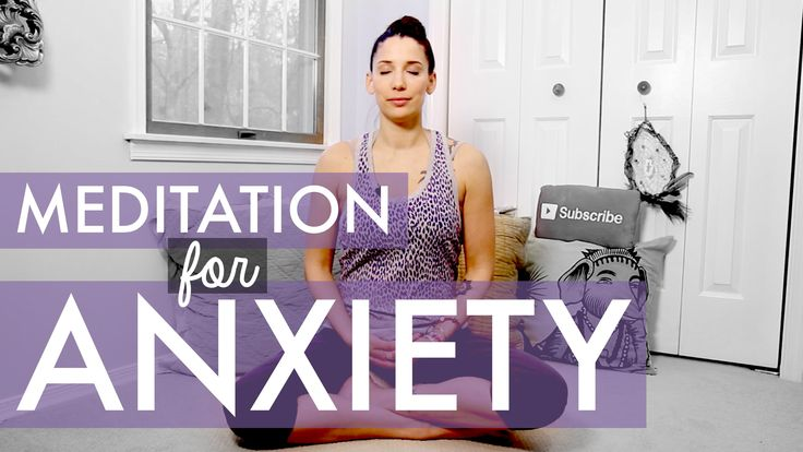 Meditation for anxiety and panic attacks - how to meditate for beginners…