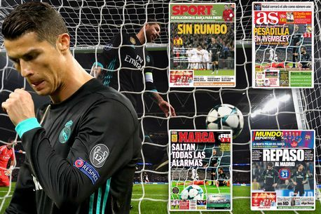 Real Madrid - Latest news, transfers, pictures, video, opinion - Mirror Football