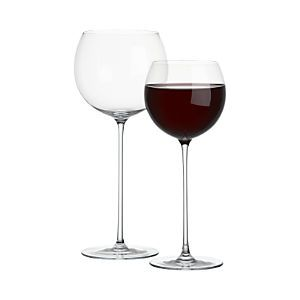 THE OFFICIAL OLIVIA POPE WINE GLASS FROM CRATE AND BARREL