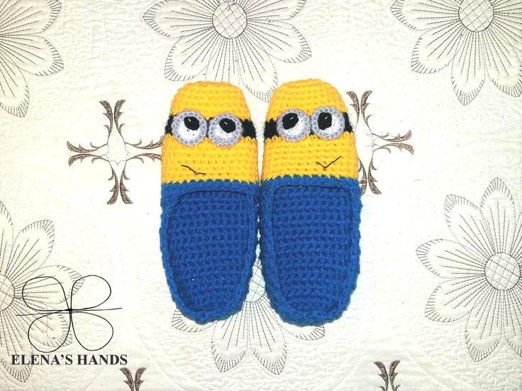 I Minions da casa ;-) #handmade #crochet #fattoamano
