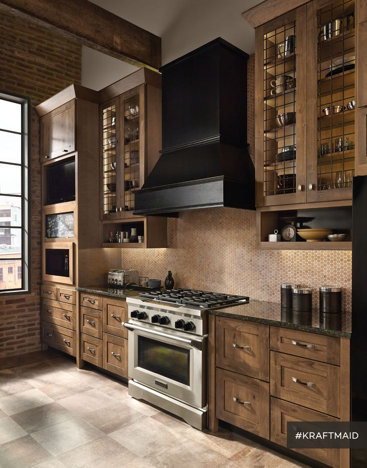 Ultimate Storage Packed Kitchens: A Functional Kitchen Packed With Storage That Somebody Is