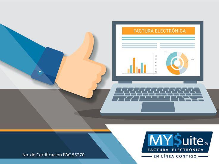 https://flic.kr/p/WcRCQx | FACTURACIÓN ELECTRÓNICA. En MYSuite cumplimos con todos los requerimientos del SAT 2 | FACTURACIÓN ELECTRÓNICA. En MYSuite, cumplimos con todos los requerimientos tanto del Servicio de Administración Tributaria (SAT), como del mercado y giro de su negocio para emitir, recibir, almacenar y enviar vía correo electrónico sus Comprobantes Fiscales Digitales, siempre de forma rápida, fácil, accesible y segura. Le invitamos a comunicarse con nosotros al teléfono 01…