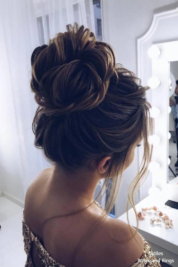 Top 20 Elstiles High Updo Wedding Hairstyles Roses Rings Part 2 Hair Styles Bridal Hairstyles With Braids Long Hair Styles