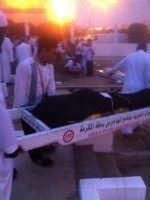 Firasat Maman Suwarman Calhaj kloter 47 JKS tentang Jumat terakhir dirinya  MAKKAH (Arrahmah.com)  Shalat Jumat (25/8/2017) yang bertepatan dengan 3 Dzulhijjah 1438 H di Masjidil Haram Makkah sangat padat dihadiri jutaan jamaah jelang sepekan puncak ibadah haji. Terlihat kepadatan jamaah mengisi ruang-ruang masjid yang tersedia.  Adalah A. Maman Suwarman bin Kamar Wira jamaah Calon Haji yang berasal dari Tasikmalaya Jawa Barat yang tergabung dalam Lembaga Haji Muhammdiyah (LHM) Jawa Barat…