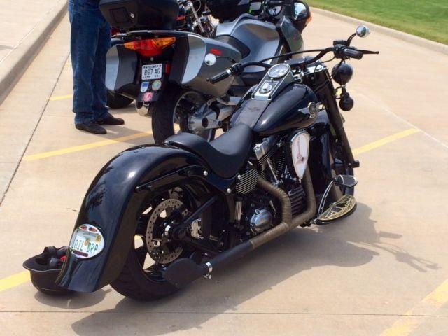 Harley Davidson Fatboy Exhaust
