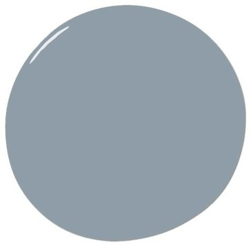 Royal Grey Wall Paint | DwellStudio + Lullaby Paints contemporary paints stains and glazes