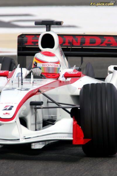 Yuji Ide ©Super Aguri F1/Sutton Images GP Bahrain 2006