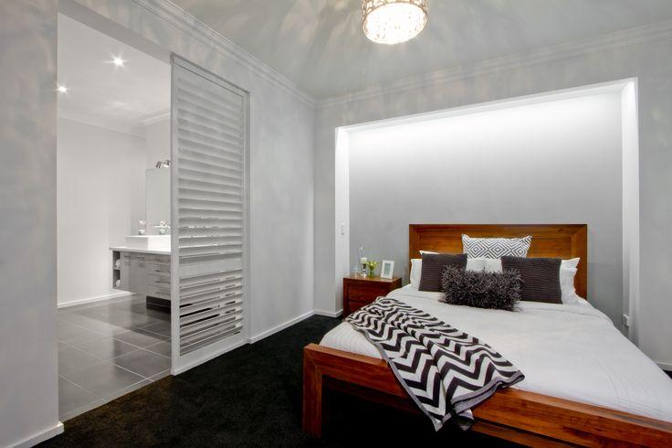 Karinga Show Home Main Bedroom