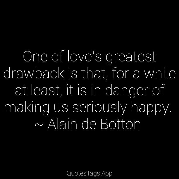essays in love alain de botton excerpt Essays in love (paperback) 'de botton is a national treasure' - susan hill, author of the woman in black with an introduction by sheila heti a unique love story and a classic work of philosophy, rooted in the mysterious workings of the human heart and mind.
