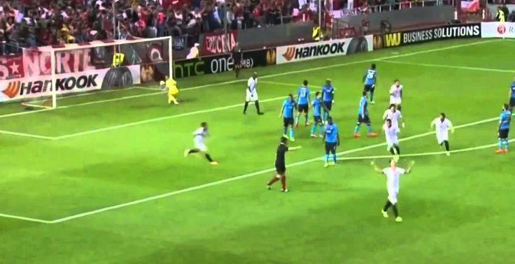▶ Golazo de Carlos Bacca Sevilla vs Porto 4-1 10-04-2014