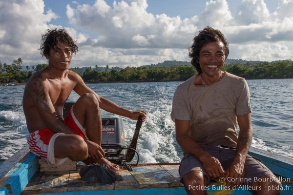 Bangka Island, North Sulawesi © 2013 Corinne Bourbeillon