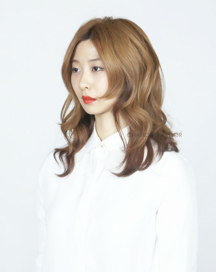 hair style photo flow wave perm 플로우 웨이브 펌 by chahong ardor chahong ardor 7322