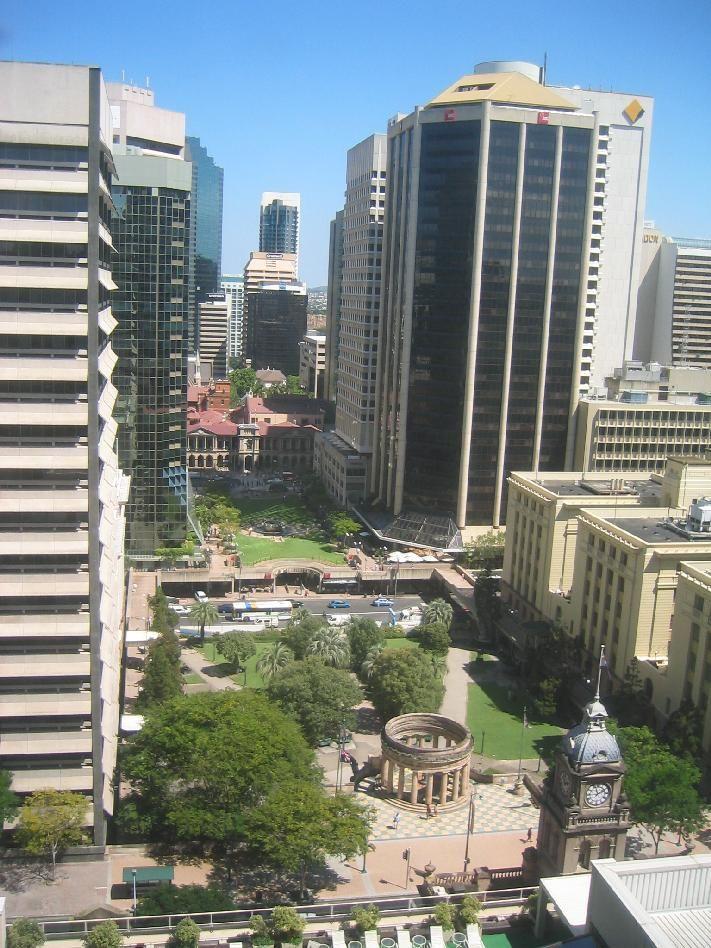 Brisbane, Queensland. Australia.