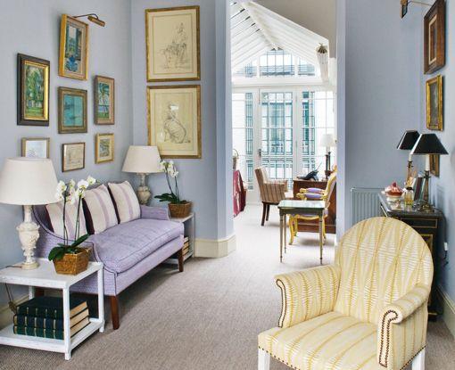 Jane Churchill Interiors London Based Interior Decorator And Designer Portfolio