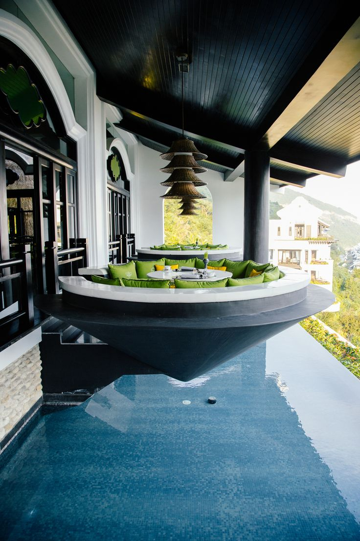 Lifestyle & Travel | Dara Tippapart  InterContinental Danang Sun Peninsula Resort, Vietnam.