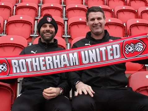READ | Rotherham United  Mike Pollitts delight at Rotherham United return