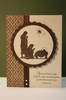 handmade religious christmas cards - Google Search                              …