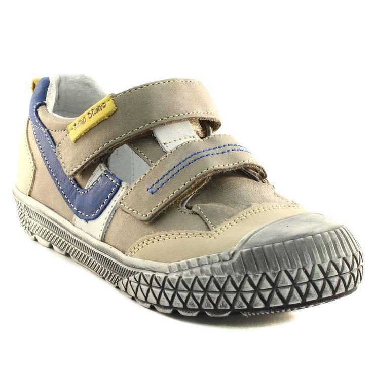380A LOUP BLANC HANDBALL BEIGE www.ouistiti.shoes le spécialiste internet #chaussures #bébé, #enfant, #fille, #garcon, #junior et #femme collection printemps été 2016