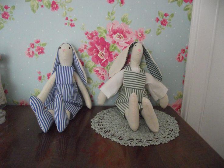 Tilda style rabbits