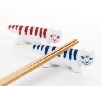Hashioki Mikey(Red & Blue)- Lisa Larson