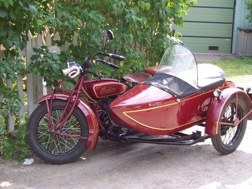 Top 10 Coolest Vintage American Motorcycles