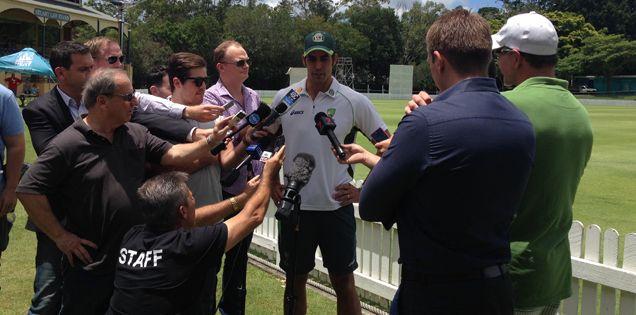 The Summer Of #MitchellJohnson | #CommentaryBoxSports #Cricket #AustralianCricket