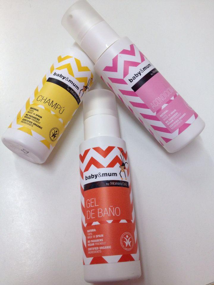 #Novedad en #Ayelen, toda la gama de cosmetica para bebe y niñ@ de Mona&Leo. Www. ayelenbio.com