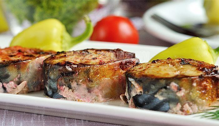 ПРАВИЛЬНО ПРИГОТОВЛЕННАЯ СКУМБРИЯ | Самые вкусные кулинарные рецепты