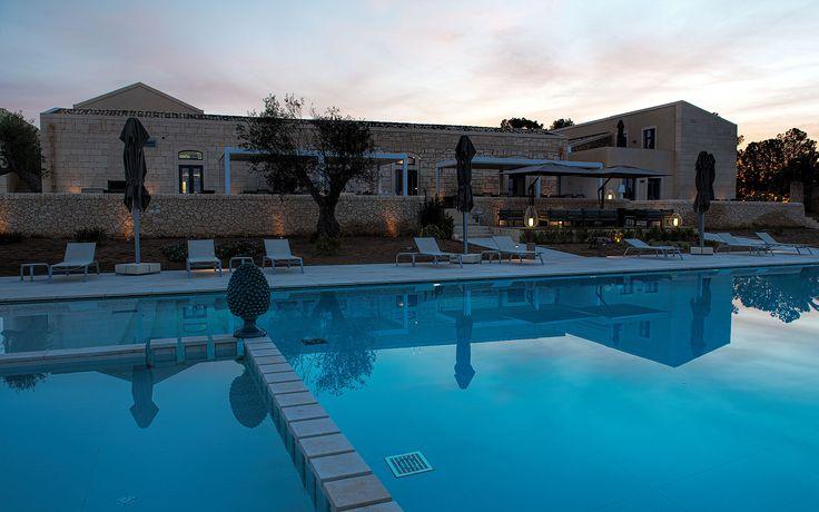 Luxury Relais Hotel in Noto | Gallery - Masseria Della Volpe