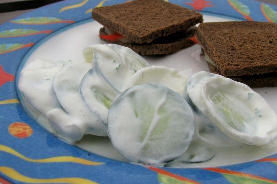 Scandinavian Cucumbers Recipe - Food.com
