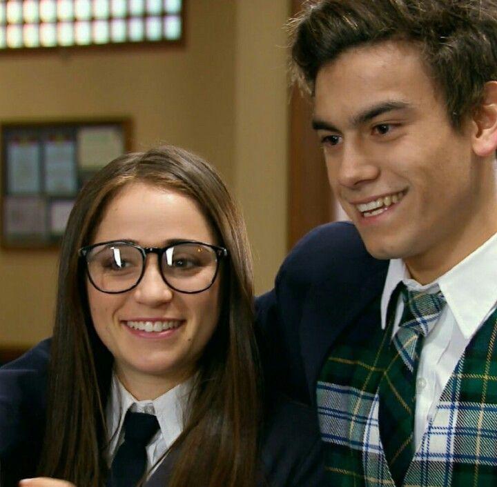 SOY LUNA - Nina en Gaston - Carolina Kopelioff e Agustin Bernasconi