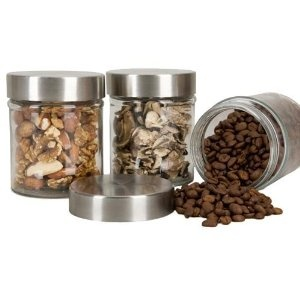seed/nut storage £5.73 for three
