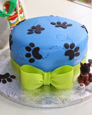 Cake Decorating Solutions Fondant : 14 best images about In the night garden birthday party on ...