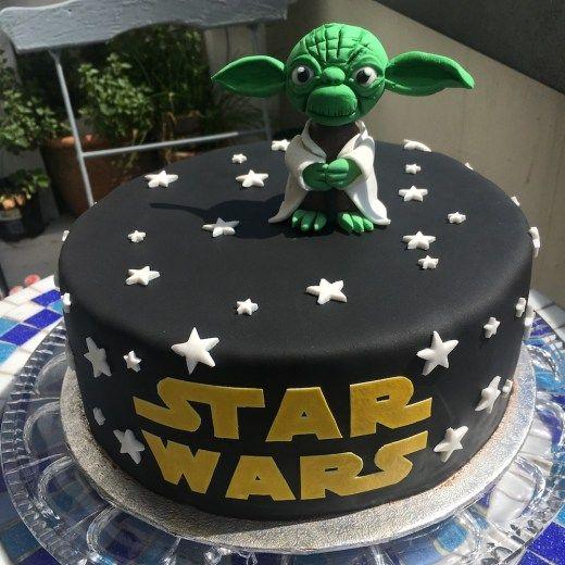 Star Wars Torte   – Rezepte