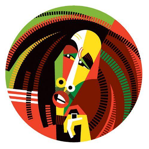 Bob Marley by Pablo Lobato, via Flickr