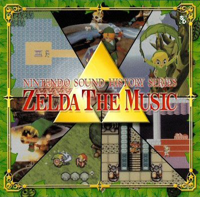 Zelda The Music (Collection of original BGMs from Zelda I to Windwaker, Excluding Link's Awakening)Sounds History, History Series, Games Soundtrack, Games Music, Nintendo Sounds, Music Collection, Music Games, Zelda Music, Music 2004