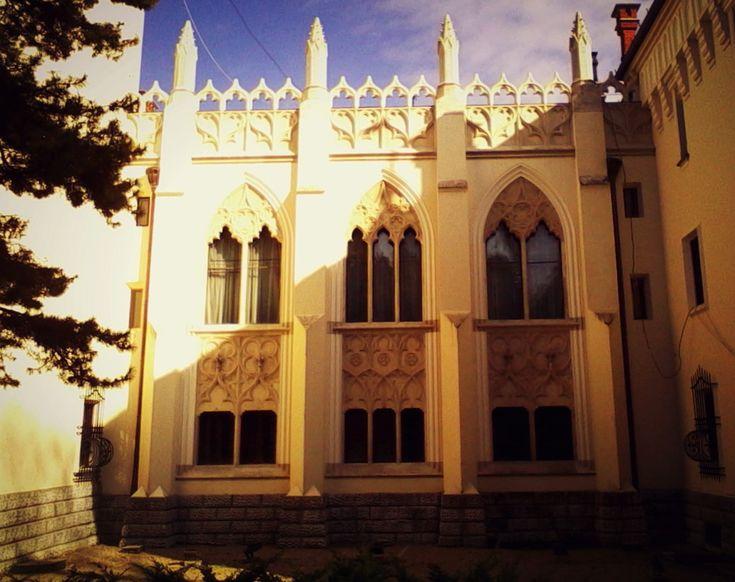 O poveste de succes la Castelul Karolyi din Carei - Din mansarda