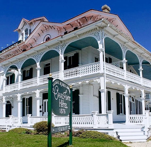 Cape May New Jersey Hotels Design House Styles Grand Hotel