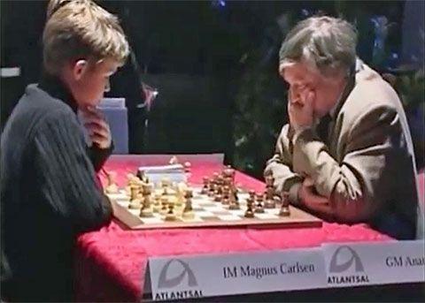 Carlsen's secrets: How does he do it? (2)   Chess News