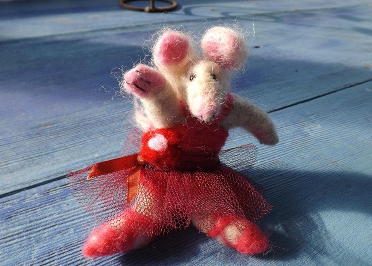 Angelina Ballerina for my Grand daughter