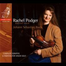 Bach's Solo Violin Sonatas & Partitas - Rachel Podger