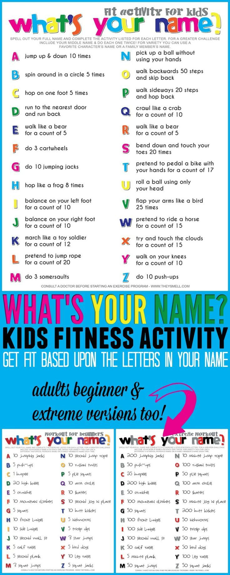 best ideas about fitness activities physical what s your fitness activity printable for kids